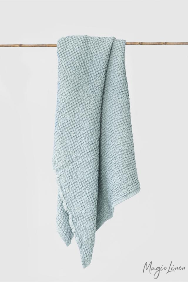 Waffle Bath Towel in Various Colors