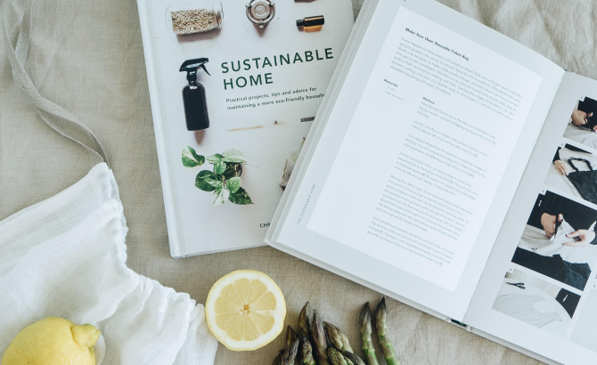 Christine Liu, a California Based Author and Creator Shares Tips for Sustainable Living