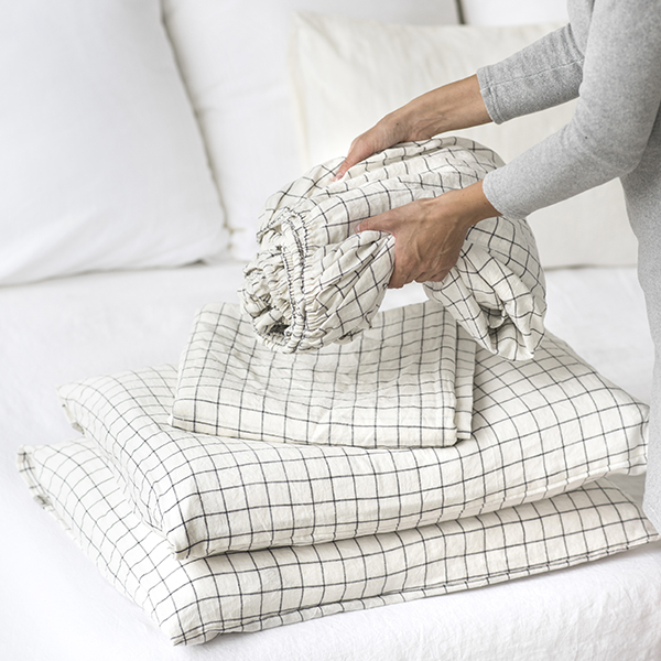 How to Wash Linen Sheets?