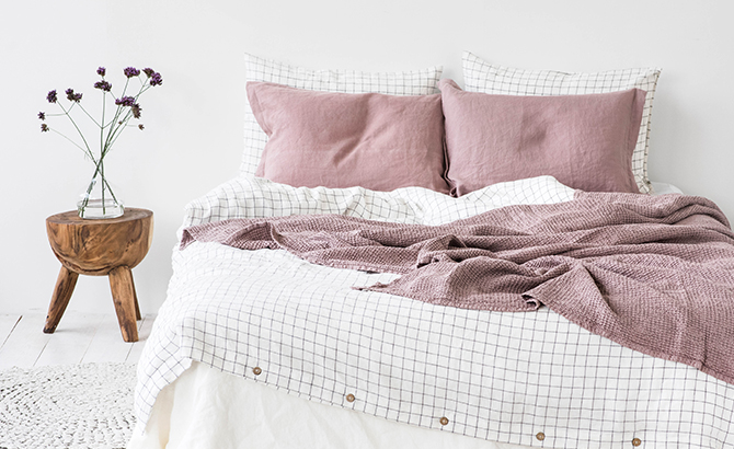 Our Linen Products are Oeko-Tex Certified