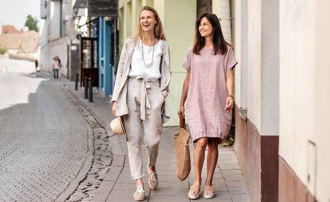 Stylish Linen Outfits to Add to Your Wardrobe this Summer