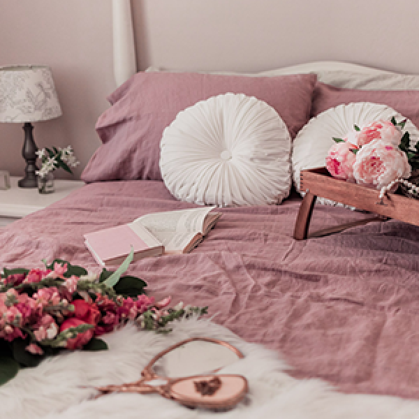Set the mood on Valentine's day with these romantic ideas!