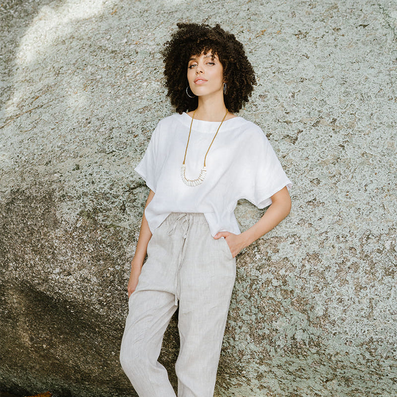 How to Style Linen Pants?