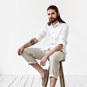 How to Get Wrinkles Out of Linen Pants?