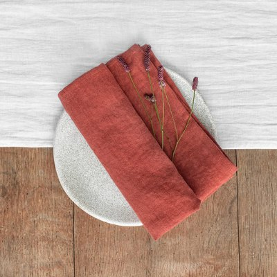 How to Roll Silverware in a Linen Napkin?