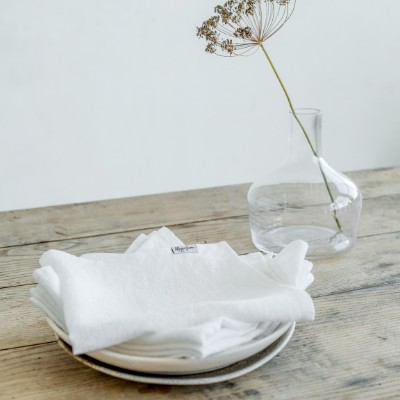 How to Store Linen Napkins?